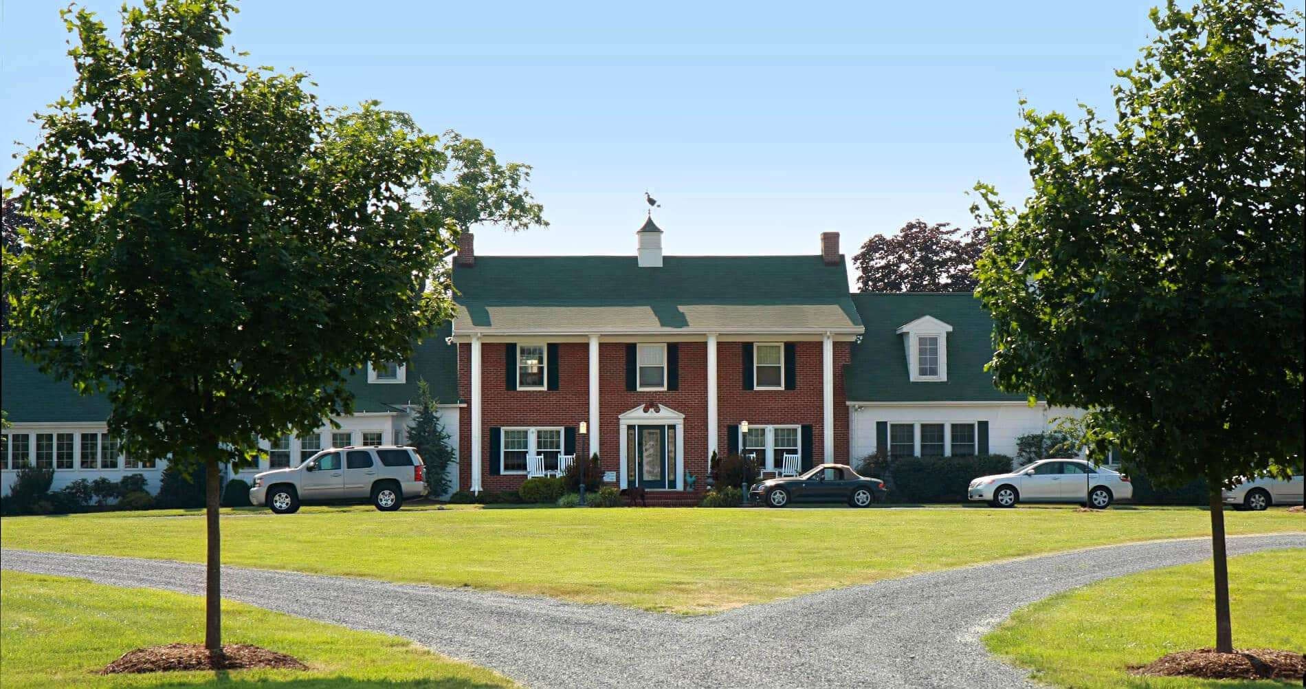 Inn at Huntingfield Creek