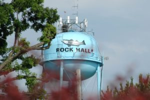 rock hall water tower