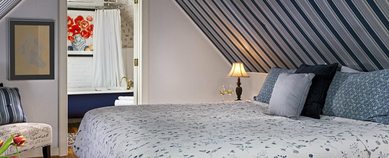 Fairhaven Guest Room Bedroom