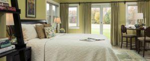 Pond Cottage Bed