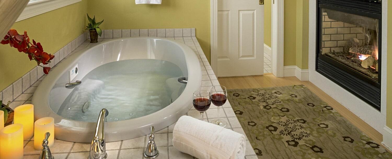 Zen Cottage Bathroom