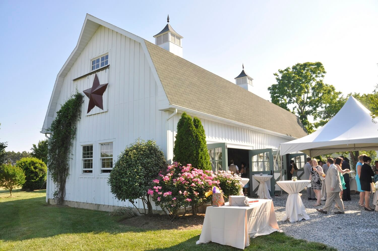 Barn Wedding Venue Eastern Shore Maryland | Inn at ...