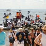 rock hall md event pirates and wenches weekend