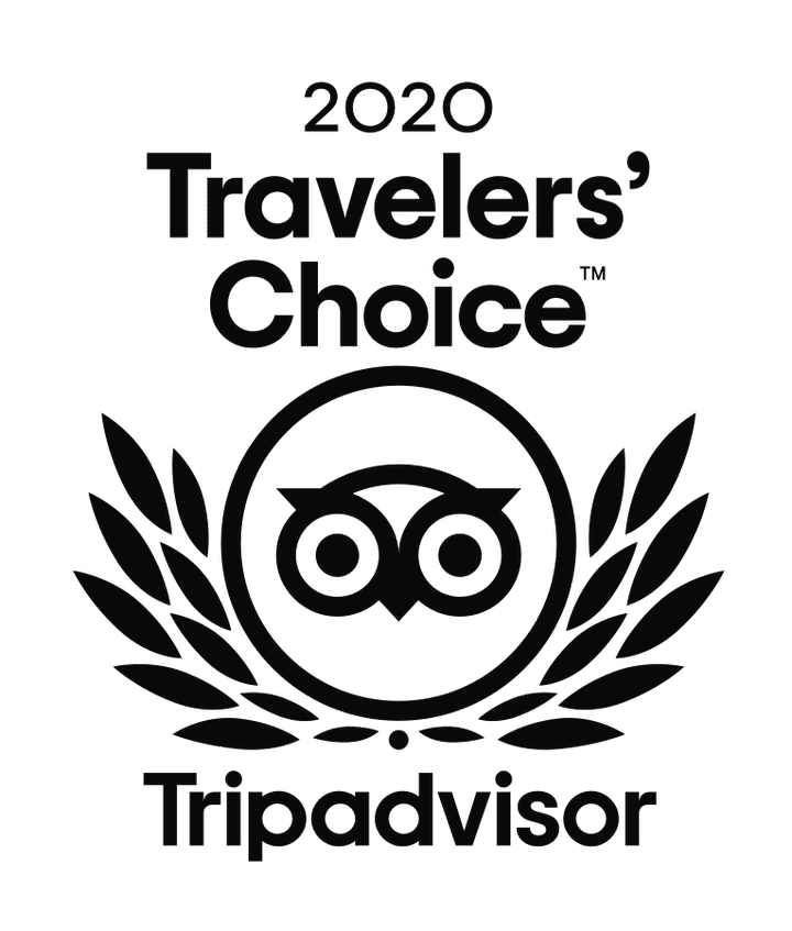 2020 travelers choice Tripadvisor
